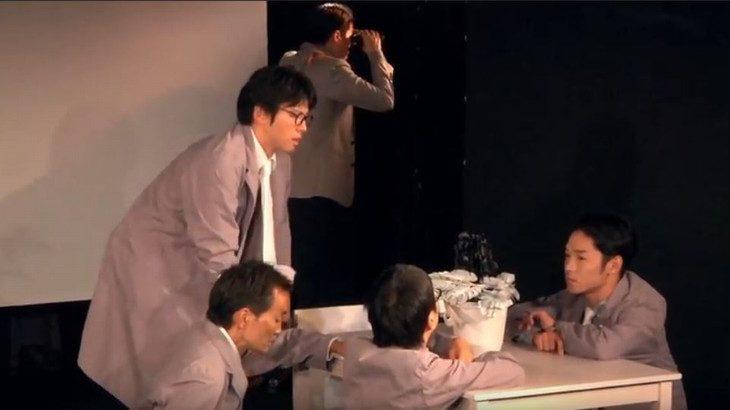 演劇ユニットハイブリッド「ロボット」