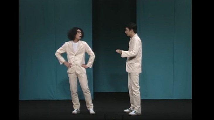 ラーメンズ『椿』「ドラマチックカウント」